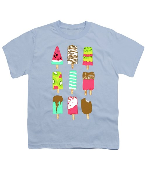 Ice Cream Time Youth T-Shirt