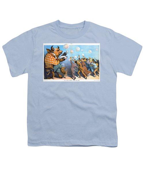 John Pierpont Morgan Youth T-Shirt by Granger