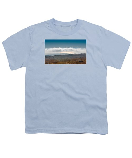 Youth T-Shirt featuring the photograph Kingdom In The Sky by Gary Eason