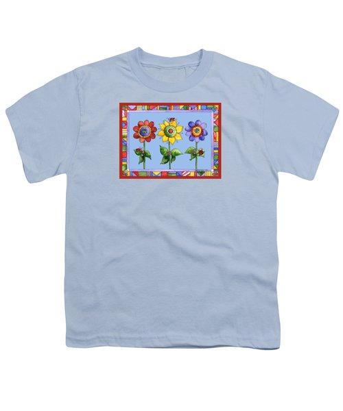 Ladybug Trio Youth T-Shirt