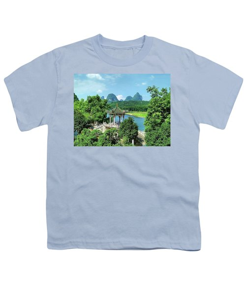 A View In Yangshuo Youth T-Shirt
