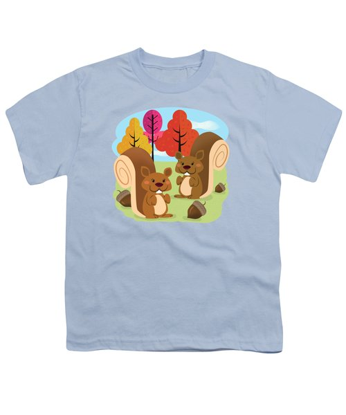 Let The Acorns Fall Youth T-Shirt