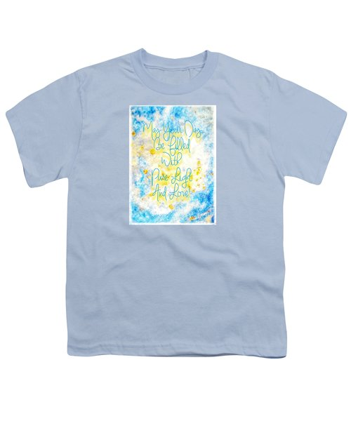 Light And Love Youth T-Shirt