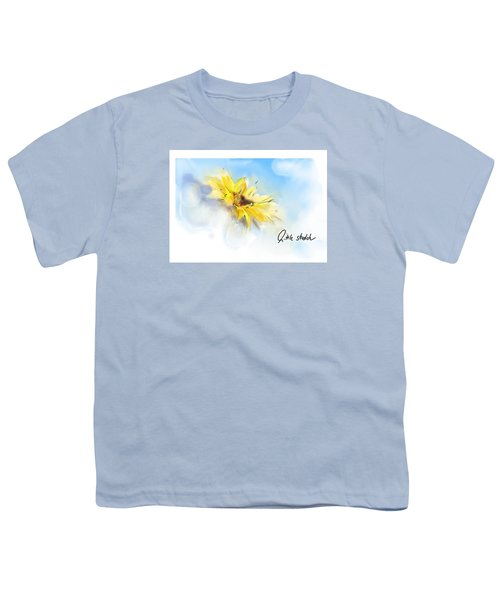 Little Sketch-1 Youth T-Shirt