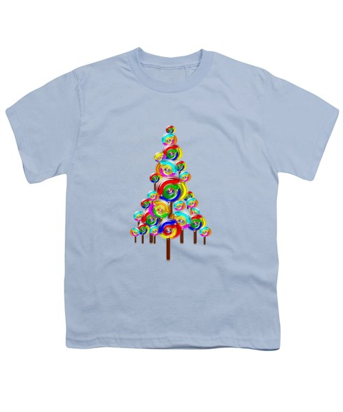 Lollipop Tree Youth T-Shirt