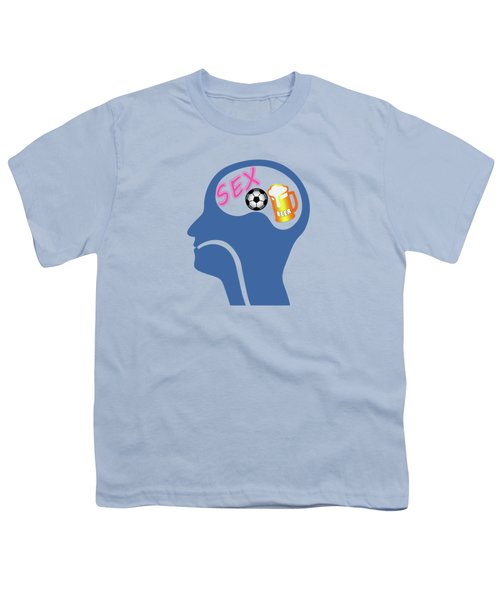 Male Psyche Youth T-Shirt