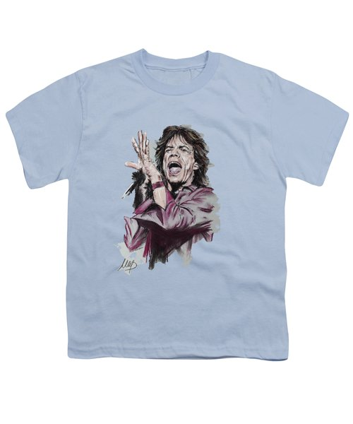 Mick Jagger Youth T-Shirt
