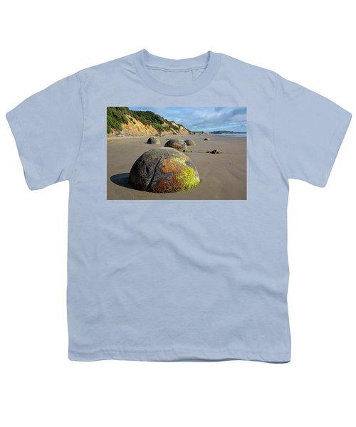 Moeraki Boulders Youth T-Shirt