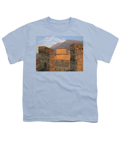 Montebello - Bellinzona, Switzerland Youth T-Shirt