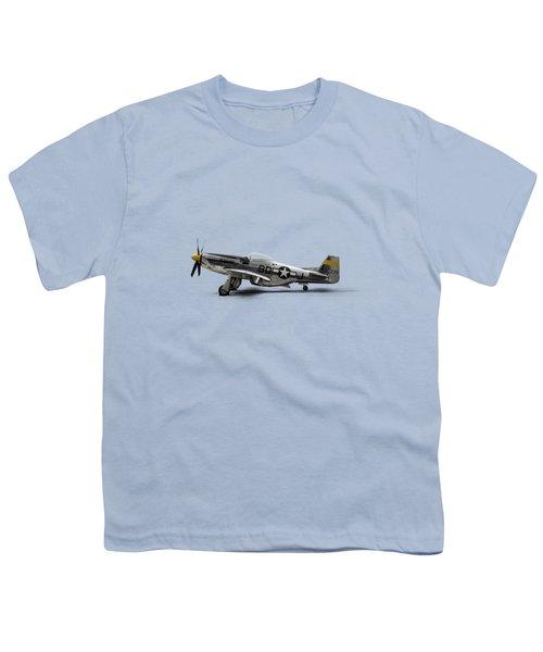 North American P-51 Mustang Youth T-Shirt