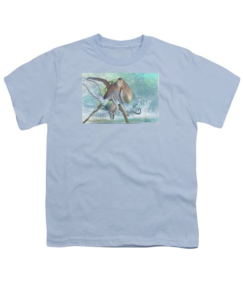 Octupus - 2 Youth T-Shirt