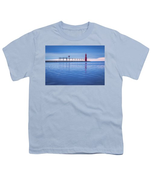 Youth T-Shirt featuring the photograph Out Of The Blue by Bill Pevlor