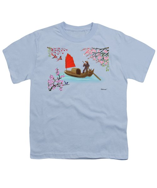 Peaceful Journey Youth T-Shirt