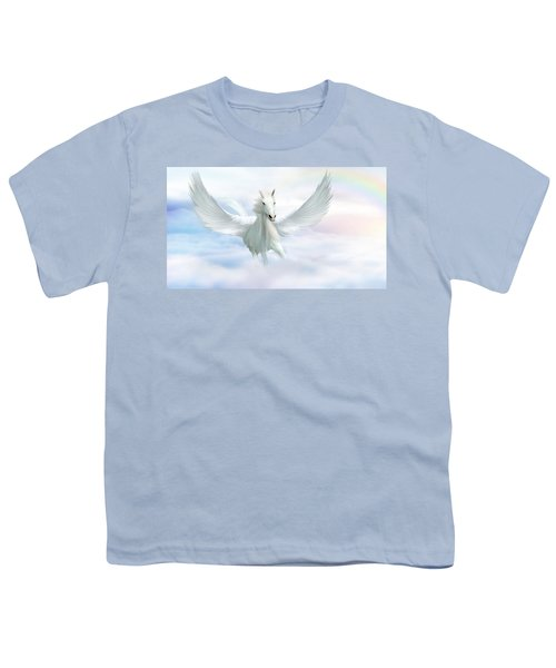 Pegasus Youth T-Shirt by John Edwards