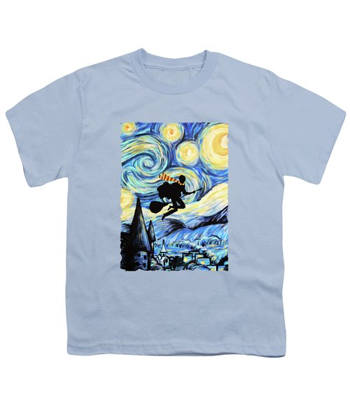 Potter Starry Night Youth T-Shirt