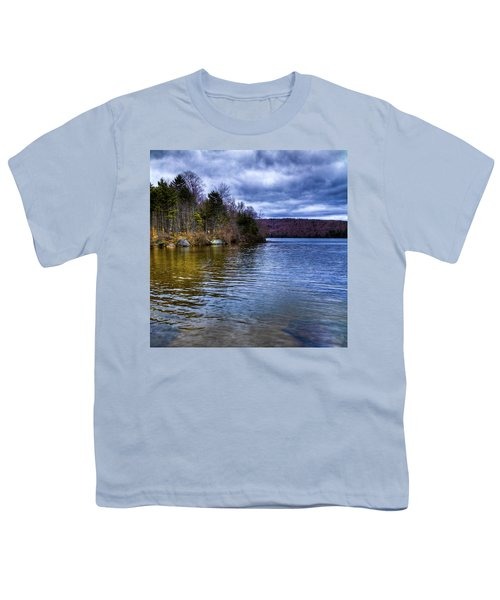 Spring Day On Limekiln Youth T-Shirt by David Patterson