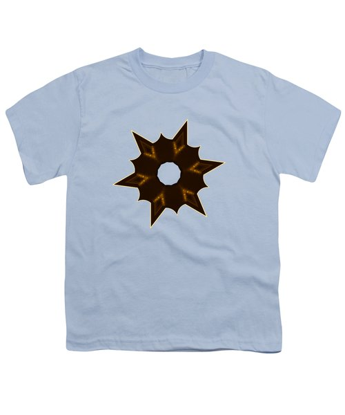 Star Record No. 2 Youth T-Shirt by Stephanie Brock