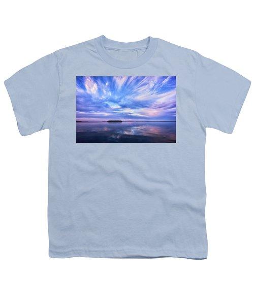 Sunset Awe Youth T-Shirt