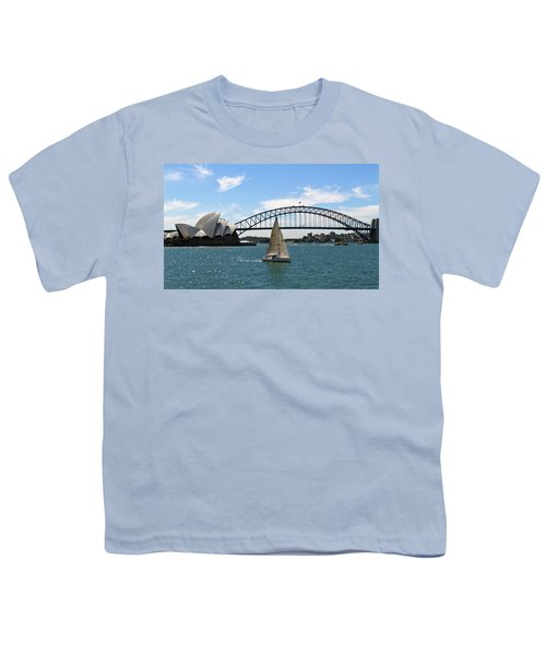 Sydney Harbour No. 1 Youth T-Shirt