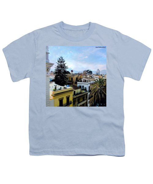 #tbt Family Trip To #sicily March 2011 Youth T-Shirt