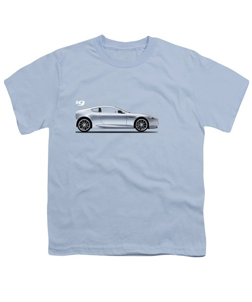 The Db9 Youth T-Shirt by Mark Rogan