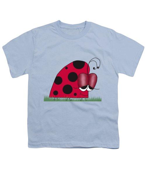 The Euphoric Ladybug Youth T-Shirt