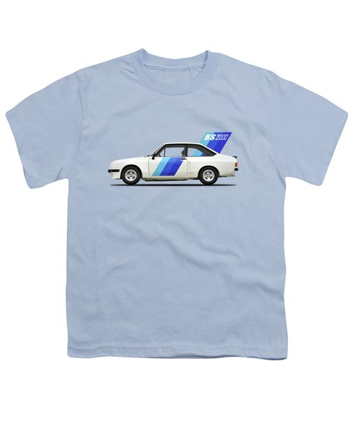 The Ford Escort Rs2000 Youth T-Shirt by Mark Rogan