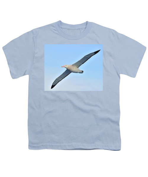 The Greatest Seabird Youth T-Shirt by Tony Beck