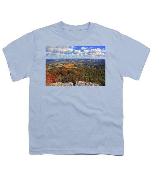 The Pinnacle On Pa At Youth T-Shirt