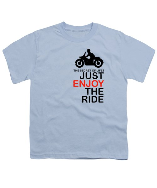 The Secret Of Life Youth T-Shirt