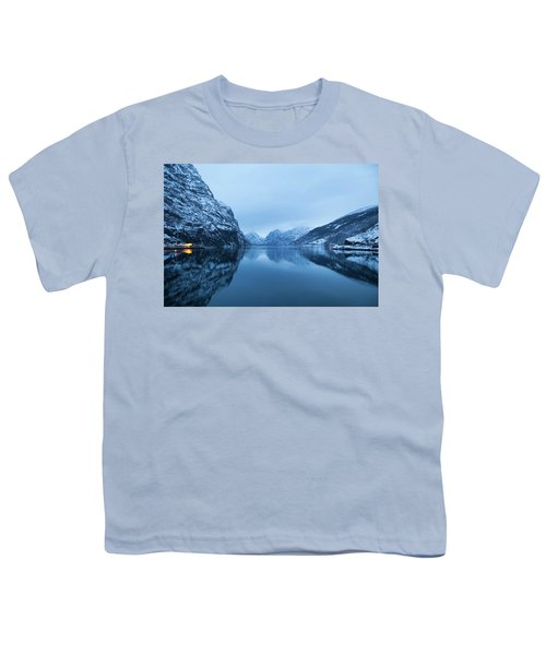The Stillness Of The Sea Youth T-Shirt