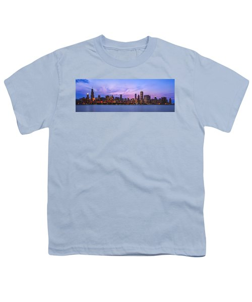 The Windy City Youth T-Shirt by Scott Norris