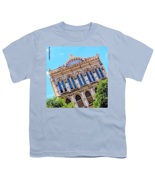 Thursday Morning #downtown #austin Youth T-Shirt