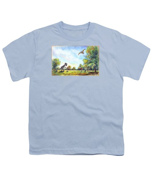 Uninvited Picnic Guests Youth T-Shirt