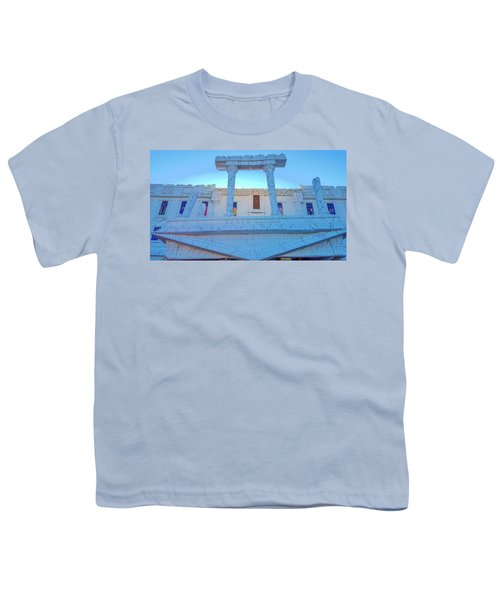Upside Down White House Youth T-Shirt