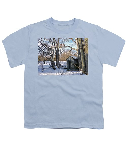 View Of The Past Youth T-Shirt