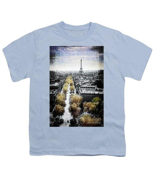 Vintage Paris Youth T-Shirt