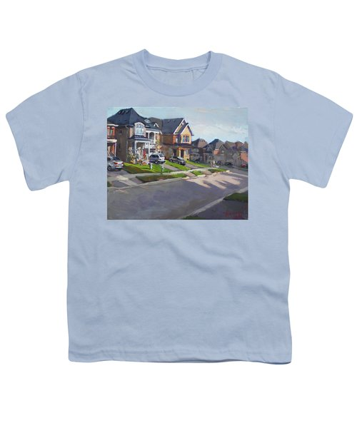 Viola's House In Georgetown On Youth T-Shirt