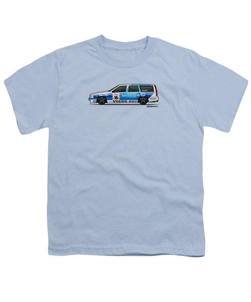 Volvo 850r Twr British Touring Car Championship  Youth T-Shirt