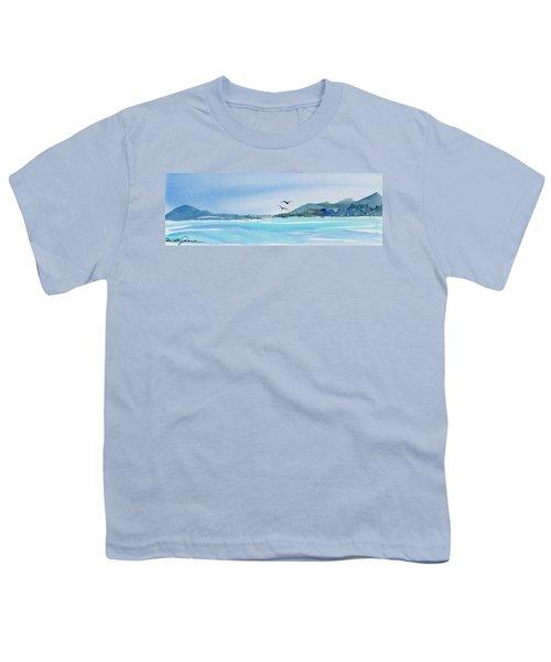West Coast  Isle Of Pines, New Caledonia Youth T-Shirt