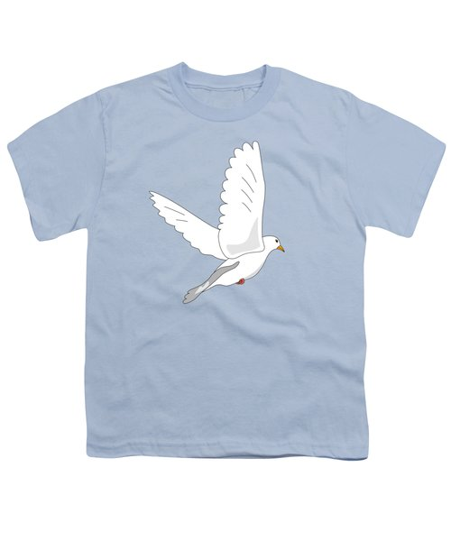 White Dove Youth T-Shirt