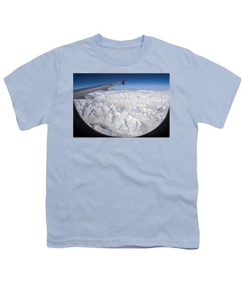 Window To Himalaya Youth T-Shirt