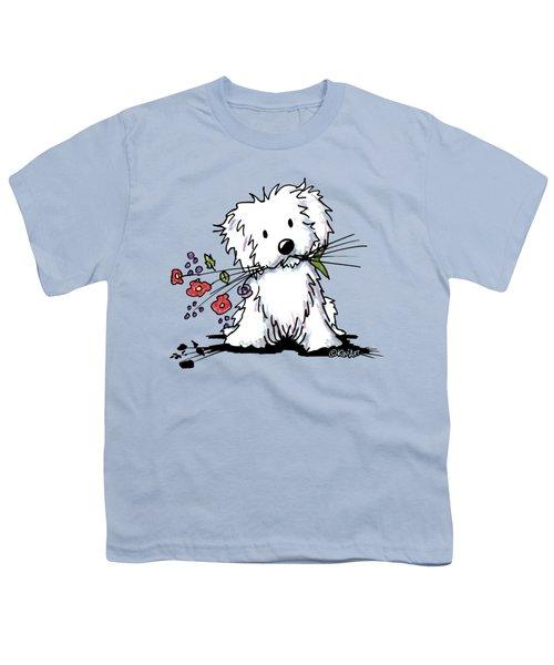 Garden Helper Youth T-Shirt