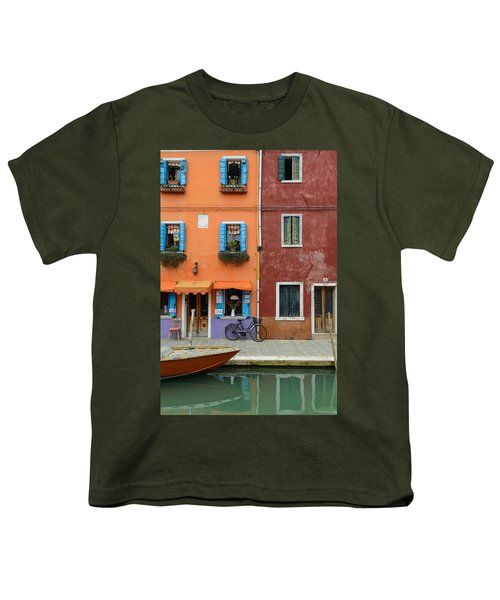 Burano Italy Youth T-Shirt