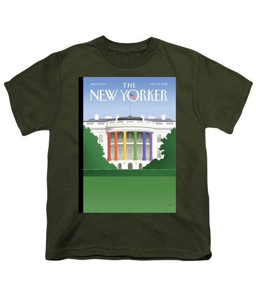 New Yorker May 21st, 2012 Youth T-Shirt
