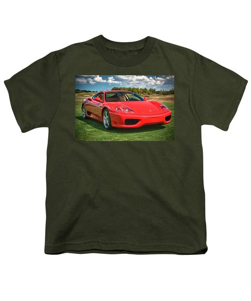 2001 Ferrari 360 Modena Youth T-Shirt
