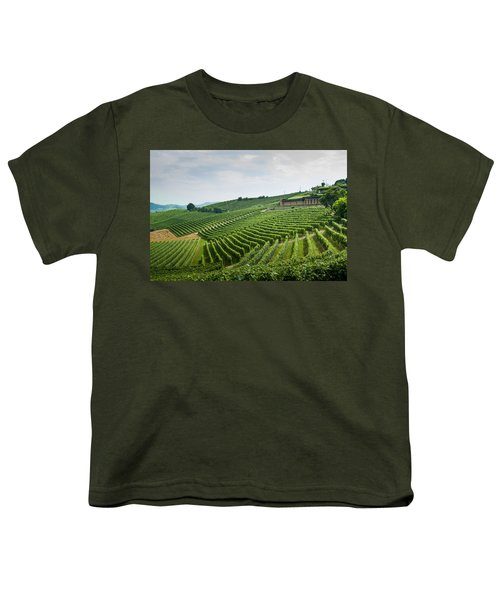 Barolo Youth T-Shirt by Alex Lapidus