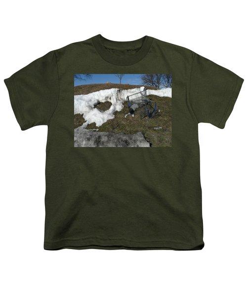 Cart Art No. 19 Youth T-Shirt