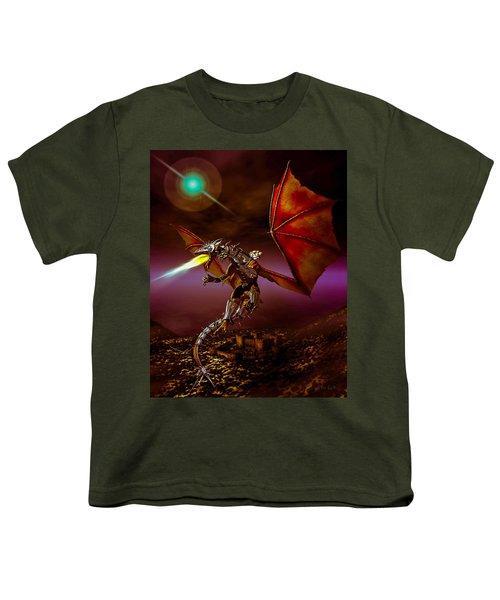 Dragon Rider Youth T-Shirt