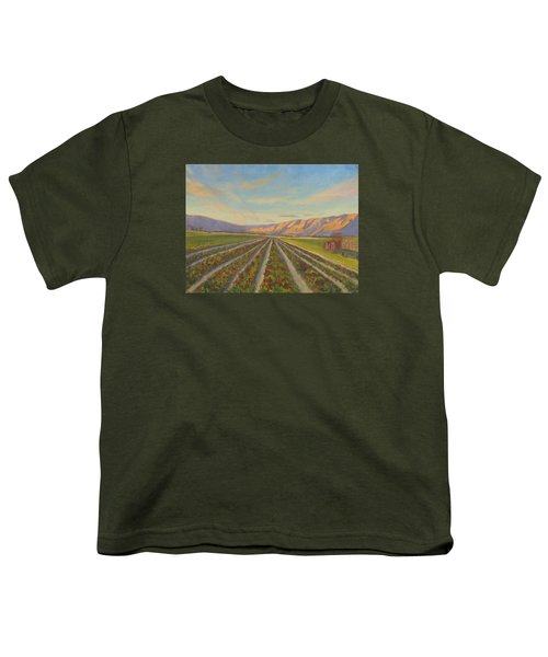 Early Morning Harvest Youth T-Shirt